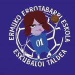 2018/2019.ESKUBALOI ESKOLA-ESCUELA DE BALONMANO 2018/2019
